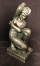 Figur af en kvinde
