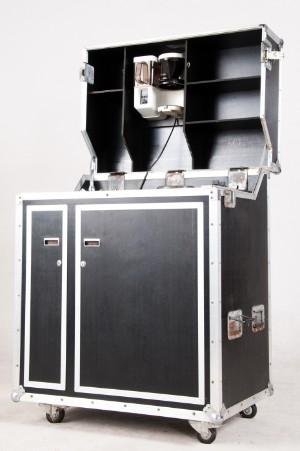 Kitcase kofferkuche von pro art lauritzcom for Kofferküche