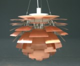 Pendant lamp from Louis Poulsen, model PH Artichoke by Poul Henningsen. Ø 72 cm