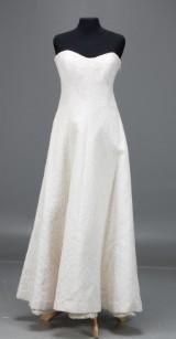 Yves Saint Laurent, brudklänning, strl. 42
