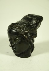 Carl Milles, efter, bronsskulptur, Europahuvudet