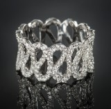 Brilliant-cut diamond ring, approx. 1.98 ct.