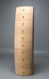 Jonas Lindvall, David Design, chest of drawers, Belly Up