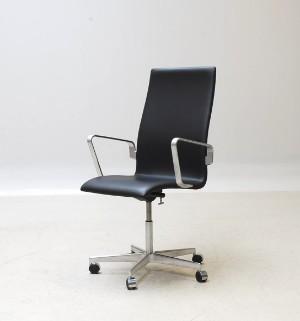 m bel arne jacobsen 1902 1971 oxford b rostuhl modell 3293 dk kolding. Black Bedroom Furniture Sets. Home Design Ideas