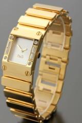 D&G Dolce & Gabbana armbåndsur.