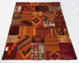 Kilim, Design 'Revive Patch', Handmade, ca. 247 x 174 cm