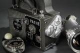 Pathé Wébo M 16 (1946-1960) Reflex smalfilmskamera. I tilhørende kasse