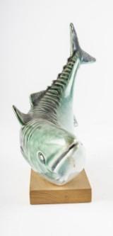 Sven Wejsfelt fiskfigurin Gustavsberg