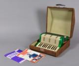 Traviata, harmonika i kuffert