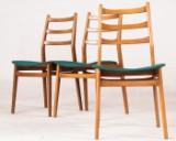 Satz von drei Stühlen / Esstischstühlen für Casala (3)