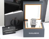 Baume & Mercier Geneve automatic chronograph watch with box and papers