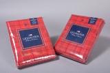 Lexington - Holiday Collection, 2 sæt flonels sengetøj (2)