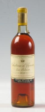 1 fl. Château d'Yquem 1959 (1)