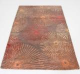 Matta i modern design, 180x120 cm