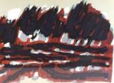 Derrière le Miroir, Farblithographie auf Papier