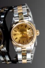 Rolex Datejust ladies' watch