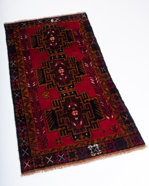 orientalske t pper herati teppich afghanistan ca 200 x 100 de hamburg. Black Bedroom Furniture Sets. Home Design Ideas