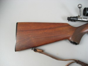 Vare: 1546990 Husqvarna riffel.