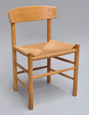 børge mogensen stol j39 Børge Mogensen. Shaker stol model J39 i eg   Lauritz.com børge mogensen stol j39