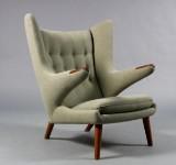 Hans J. Wegner. Lounge chair, Papa Bear Chair, model AP19