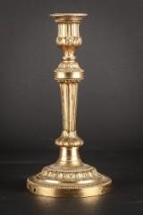Stage af forgyldt bronze, Louis XVI form