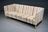 Erik Jørgensen sofa med uld