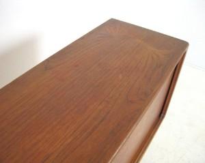 H w klein sideboard der 1950 60er jahre in teak f r for Sideboard 60er jahre