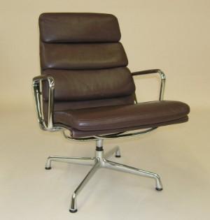 furniture charles eames soft pad alu. Black Bedroom Furniture Sets. Home Design Ideas