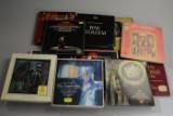 Samling LP plader, klassisk samt opera (130)