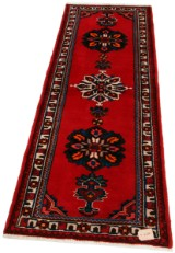 Persisk Hamadan løber 180 x 72 cm