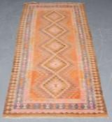 Persisk Nomadkelim, 215 x 125 cm