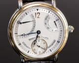 Maurice Lacroix. Men's watch. Masterpiece Retrograde