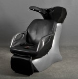 Ceriotti. Hair dresser's chair with massage function
