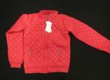 1 stk. Pige jakke str. 14 år farve Cerise 100% nylon fra de Terre Aps - til fordel for Dansk Flygtningehjælp.