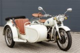 Chang Jiang CJ 750 B year 1958, motorcycle with sidecar