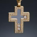 Chopard, Happy Diamond necklace