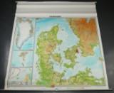 Skolekort, danmark, grønland og færøerne