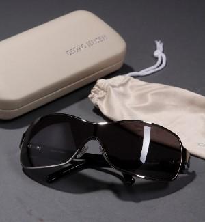 60a6d80bde70 Slutpris för Georg Jensen solbriller med etui.
