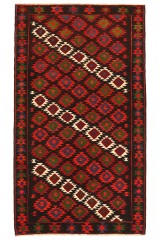 Nordvest persisk Kelim, 290x165 cm.