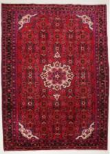 Hand-knotted Persian carpet, Bidjar 310 x 225 cm