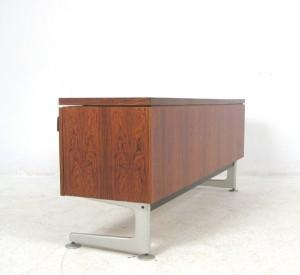 Freistehemdes sideboard der 1960 70er jahre in palisander for Sideboard 70er jahre
