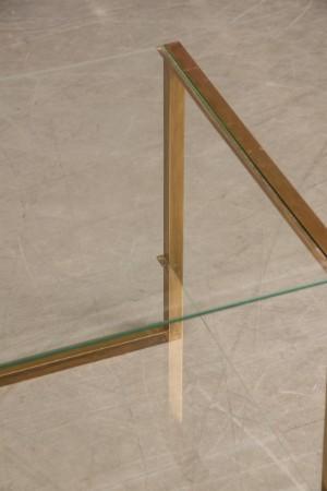 vara 4201240 metal arte sideboard i metall och glas italienskt 70 tal. Black Bedroom Furniture Sets. Home Design Ideas