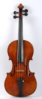 4/4  Violin. Dansk violinbygger, Milanollo Stradivari model, mint condition.