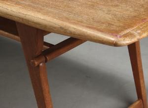 Arrebo Møbler. Sofabord, teaktræ Denne vare er sat til omsalg under ...