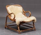 Flemming Lassen. Basket chair