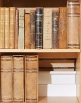 Böcker om botanik, floror mm 15 vol