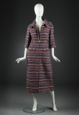 Chanel, Frakke af tweed, dansk str. 36/38 (Fransk 40)