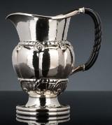 Georg Jensen. Pitcher, sterling silver, design no. 7A. 3523982