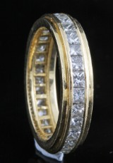 18kt diamond eternity ring approx. 1.50ct