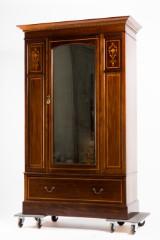 Kleiderschrank, Maple & Co, Anfang 20. Jahrhundert, England / Frankreich, Holz
